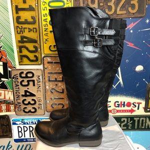 Shoes - Black riding boots
